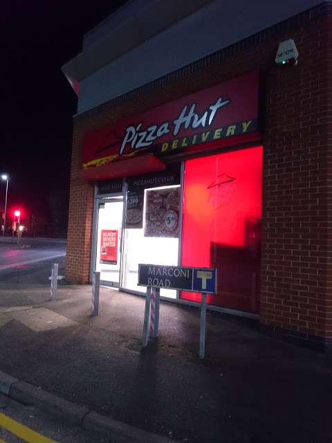 Pizza Hut Delivery Restaurant In 125 London Road Newbury